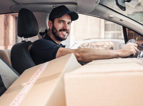 Nuevas furgonetas eléctricas para Amazon
