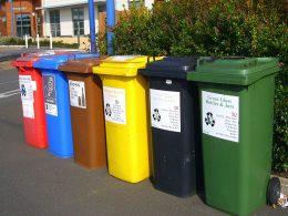 Recycling Partnership otorga la subvención para carro de reciclaje más grande