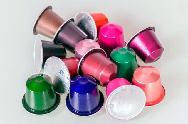 Un acuerdo de reciclaje para cápsulas de café