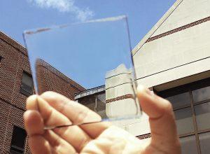Ventanas de edificios pueden convertirse en fuentes de energía
