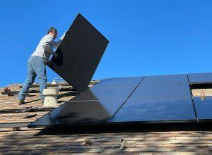 Los paneles solares son difíciles de reciclar