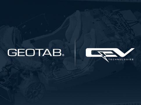 QEV Technologies se asocia con Geotab