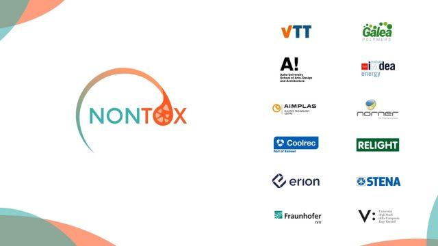 Proyecto Nontox para el reciclaje de residuos plásticos contaminados