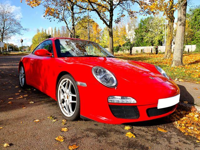 Los componentes de Porsche se fabricarán con energía renovable