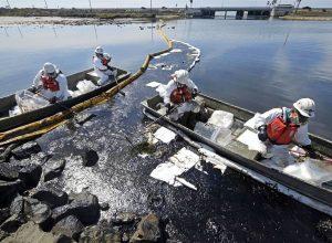 Derrame de petróleo en California puede poner fin a la producción en el Estado